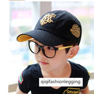 Autumn Children's black qin zi mao & daughter Mother and child parent-child baseball cap summer boys Cricket-cap visor hat