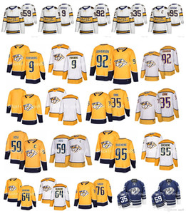 2020 Inverno clássicos Nashville Predators Jersey Pekka Rinne Roman Josi Mikael Granlund Filip Forsberg Ryan Johansen Matt Duchene Hockey