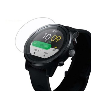 Reloj redondo reloj de cristal templado protector de pantalla de cristal 23mm- 46mm