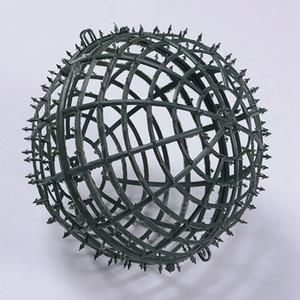 Çiçek Çerçeve DIY Düğün Öpüşme Topu Yapay Bitki Parti Festivali Çerçeve Aksesuarları Öpüşme Topu Plastik topu Malzemeleri