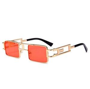 1719 Sonnenbrille fahsion lässig Brillen Außen Shades PC Rahmen Mode Classic Lady Sonnenbrille Spiegel für Frauen