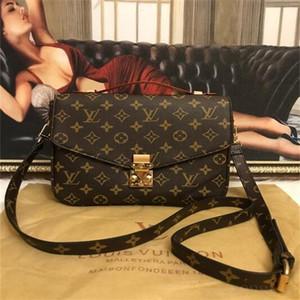 Designer Donne Borse Tracolle Classic vero coccodrillo di cuoio di lusso linee della pelle Designer Handbags Purses Diagonal Pacchetto AA02