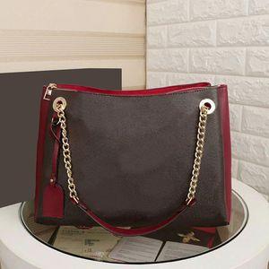 Klassisches Monogramm Printed Umhängetasche im Freien Spielraum Frauen Aufbewahrungstasche Fashion Business Messenger Bag Lady Taschen
