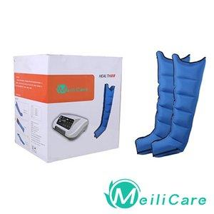 CE Presoterapia de compression d'air jambe machines de massage lymphatique pied mollet Massager Body Relax douleur machine de secours