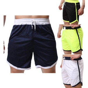 Water Proof Above Knee Length Shorts Casual Summer Mens Beachwear Mens Quick Drying Besh Shorts Breathable