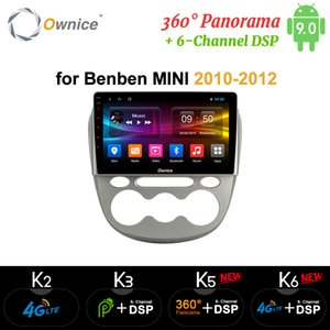 Ownice IPS Screen Android 9.0 Octa Core Car Radio for Benben MINI 2010 - 2012 k5 k6 4G LTE 360 Panorama DSP SPDIF DVD Player car dvd