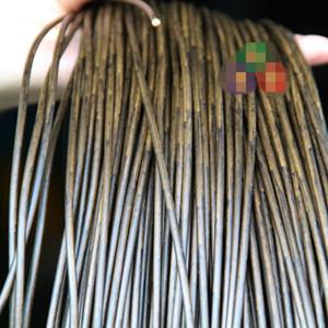 500G 70М цвет древесины зерна градиент круглый синтетический ротанг ПЭ ротанга ткачества Материал пластик ротанг для вязания и ремонта стула т.д.