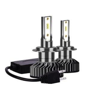 차 Led 헤드라이트 F2 신세대 ZES 높은 밝은 LED Headlamp H1H4H7H8 10PCS
