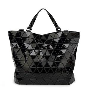 Designer-YUTUO heißen Verkaufs-Laser Refrac Folding Fashion Schultertasche Messenger Bag beiläufige Frauen Toten Henkeltaschen Reflektierende in der Nacht