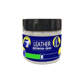 Agujeros del rasguño de herramientas de ropa chaquetas Restauración Sofá Coats zapato múltiples funciones del coche Alfombras de reparación del asiento de cuero color crema Inicio
