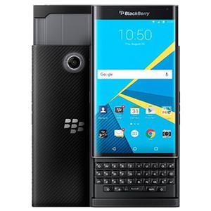 Recuperado Original Blackberry Priv 5,4 polegadas Hexa núcleo 3GB RAM 32GB 1pcs ROM 18MP Câmera Desbloqueado 4G LTE entregas DHL livre