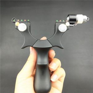 Sling tir puissant résine Slingshot Viser point Bow Catapult populaire Chasse extérieure Slingshot Chasse Accessoires pour outils précis