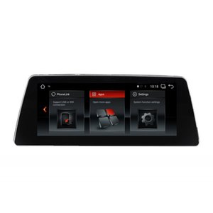 Car Audio AUTORADIO GPS Navigation For 5 Series G30 2018 Radio Stereo Head Unit Px6 Processor Six Cores Android 9.0 Screen car dvd