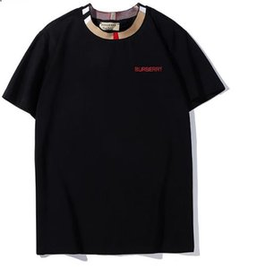 maglietta della camicia di alta qualità Vetements T manica corta donne uomini cotone casuale top a manica corta