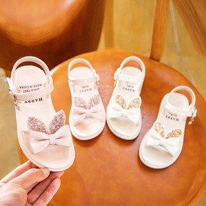 Children Sandals Girls Princess Shoes Breathable Fashion Student Beach Shoes Kids Shoes for Girl Summer New Style