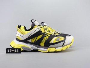 Triple Nouveau Top 2021 pour Paris Track Hommes Chaussures Chaussures Courant Sortie Noir Hommes Chaussures authentiques Qualité Casual Sneaker Designer CL WPIRC