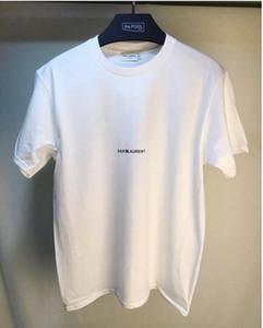 Nouvelle Mode Hip Hop D'été À Manches Courtes TShirt Hommes En Coton Confortable Homme Pull T-shirt Imprimer # 016