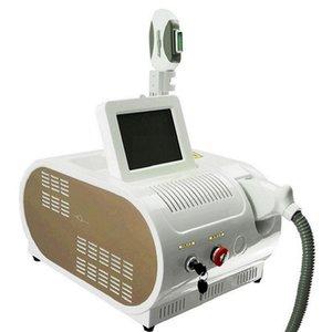 Portable OPT shr ipl hair removal IPL machine High power acne therapy ipl e-light beauty machine