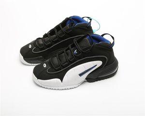 Nike Air Max Penny  Hococal 2020 Nouvelle version de qualité supérieure Penny Hardaway classique Chaussures de basket-ball d'homme Chaussures de sport Chaussures de cours