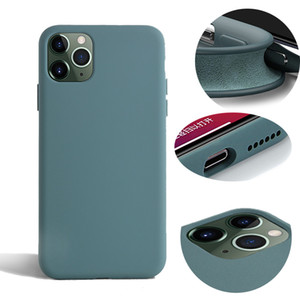 iPhone Para Silicone Phone Case 11 Pro MAX XR Package XS X 8 Plus Original tampa traseira Com Retail Samsung Nota 10 Além disso S10e