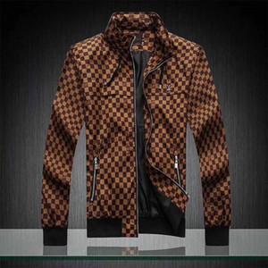 Erkekler Yüksek endDesign Ceket Lüks High Street Medusa Fermuar Harf Kapşonlu Ceket WINDBREAKER Erkek Giyim Kadın Yüksek Kalite Etiketi Yeni Baskı