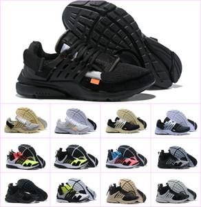 2019 Новый Оригинальный Presto V2 Ультра BR TP QS Черный X Кроссовки Дешевые Спортивные Женщины Мужчины AI Prestos от Chaussures Белые Кроссовки