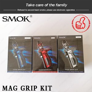 Smok Mag Grip Kit Handheld Mod OLED screen area TFV8 BABY V2 атомайзер танк Mag kit V2-S1 S2 катушка 100 Вт батарея 100% оригинал