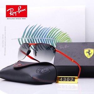 2020 Негабаритных очков моды Famale площади кадра Sunglass X Large Зеркального Flat Top ВС стекла ЕС Стиль США большого кадр Урожай очки