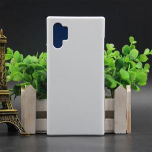 cassa del telefono 3D di sublimazione di vendita al dettaglio per la copertura dura di Samsung note10 note10 Pro Nota 9 8 telefono caso opaco