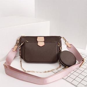 Tasarımcı çanta üç çanta tek fiyat çoklu kullanım tarzı moda kadın çanta Yeni lüks çanta modeli M4482302