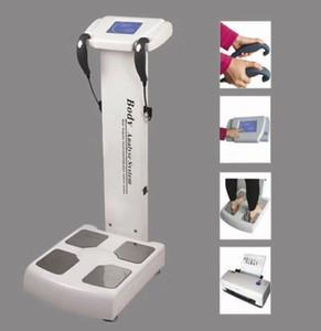 Professional body fat analyzer body composition analyzer body element analyzer included A4 printer