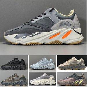 Adidas 700 boost 2020 venta caliente Kanye West 700v2 700v3 Breathe Trainer para los zapatos zapatos del amante de zapatillas deportivas de los hombres corrientes de las mujeres