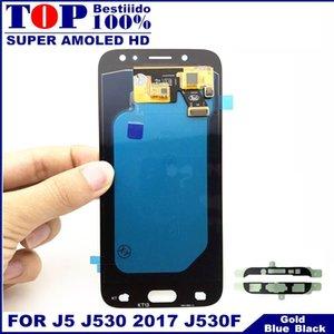 Regolare LCD Controllo luminosità per la galassia J5 2017 l'Assemblea del convertitore J530 J530F Touch Screen Display LCD AMOLED J530M