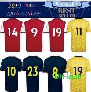 AR camisa de futebol 19 20 NICOLAS Walcott CEBALLOS HENRY GUENDOUZI SOKRATIS MAITLAND-NILES MAVROPANOS 2019 2020 camisa de futebol homens + crianças kit