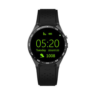 """KW88 GPS Smart Watch Heart Rate Wifi 3G LTE Wistwatch Android MTK6580 1.39 """" wearable Devices Watch For Android iPhone iOS Phone"""