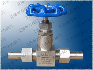316SS stainless steel high temperature and high pressure welding needle valve