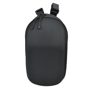 스쿠터 전면 핸들 가방 Mijia 전기 스쿠터 헤드 충전기 가방 전기 스케이트 보드 도구 저장 캐리어
