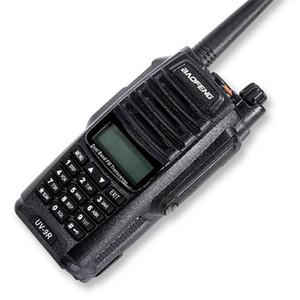 20pcs Baofeng BF-UV9R Waterproof Walkie-Talkie 400 Radio ~ 520MHz transceptor com 2200mAh bateria Restaurante Restaurante Propriedade Bar Segurança