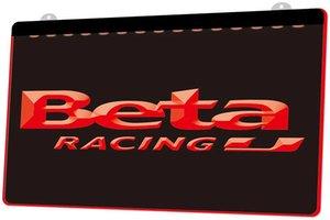 LD4101 (r) Beta Motocicletas Corrida Neon Light Sign Decor frete grátis Dropshipping Atacado 8 cores para escolher