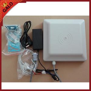 Leitor RFID UHF Leitor de longo alcance de 6m, RS232 / 485 com Wiegand + SDK grátis (aprovado pela FCC) TCP / IP