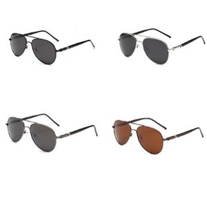 Fashion Polarized Sunglasses Classic Vintage Sunglasses Anti-UV High Quality for Men Driving Beach Sports 4 Colors Retail Wholesale