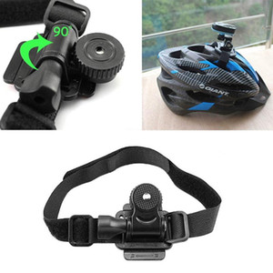 Newest Bike Helmet Mount Bicycle Holder for Mobius ActionCam Sports Camera Video DV DVR