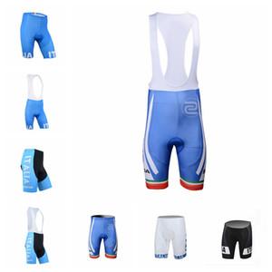 ITALY team custom made verão homens shorts / bib shorts 3d gel pad respirável esportes jersey shorts s8161