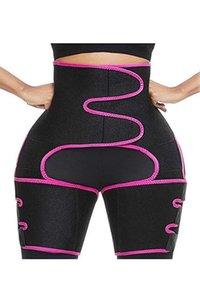 미국 주식, 몸 셰이퍼 허리 다리 트레이너 여성 산후 배 슬리밍 속옷 모델링 스트랩 쉐이프웨어 식사는 피트니스 코르셋 FY8054