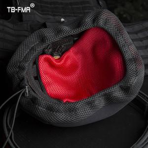 Taktische helm mesh tuch schutzhelm tasche für maritime high cut ballistic ftp wachposten special force recon mt helm