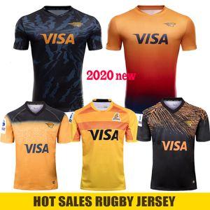 2020 Nueva Jaguares casa Fuera Camiseta Rugby 2019 Jaguares Argentina camisa del jersey retro 2017 Argentina de Rugby camisas tamaño s-5XL