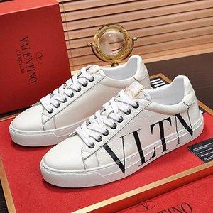 2019 nuove scarpe da uomo di alta qualità, scarpe casual moda, scarpe da corsa hightop, alta qualità, con confezione originale qi