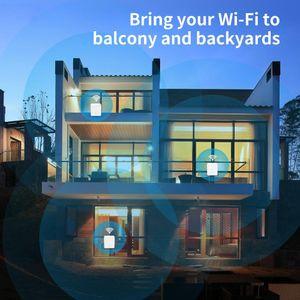 Tenda Nova MW3 Вся домашняя сетка WiFi система AC1200 Двухдиапазонная 2.4 / 5 ГГц Беспроводной маршрутизатор для всего дома Wi-Fi широкий ассортимент