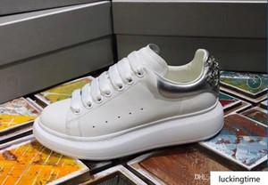 Neuzugänge Krystal Donna Männer Turnschuhe Designer LuxuxMens Rot grundiert Frauen Junior Spitzen flache Schuhe ydyl19030602