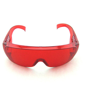 귀영 나팔 제거 기계를위한 안전 보호용 안경 고글 휴대용 1064 532nm 검은 인형 렌즈 Q 스위치 ND 야그 레이저 장비